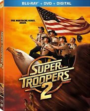 Super Troopers 2 (Blu-ray)(Region A)(Pre-order / Jul 17)