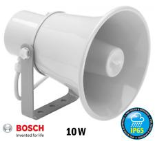 Bosch LBC 3481/12 Horn Loudspeaker Water Resistant Outdoor Speaker 10W 100V