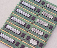 8 GB (4x 2) SPEICHER ECC REG PC2-6400E-666-12 SAMSUNG M391T5663QZ3-CF7 TX150 S87