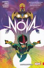 Nova: Resurrection Softcover Graphic Novel