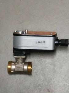 Belimo  2-Weg Regel-Kugelhahn und LF24-SR  Klappenantrieb 4 Nm Stellmotor