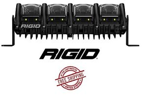 "Rigid Industries Adapt 10"" LED Light Bar w/ Selectable Beam Patterns & RGB-W"