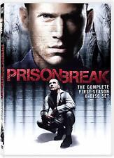 Prison Break Season 1 Brand New DVD