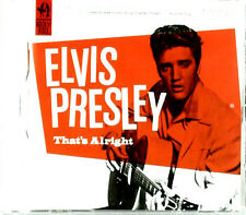ELVIS PRESLEY THAT'S ALRIGHT EARLY HITS FROM THE KING NEW CD Mono Recording