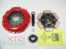 XTD STAGE 3 CLUTCH KIT 2008-2011 HONDA CIVIC Si MUGEN Si 2.0L K20Z3 6 SPD