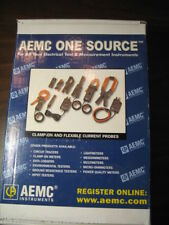 AEMC INSTRUMENTS AmpFlex ADJUSTABLE LENGTH Flex Amp Probe 3000-24-1-1 Fluke NEW