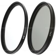 67mm UV Filter Schutzfilter & Polfilter CPL Filter Zikular Polarisationsfilter