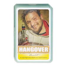 Hangover Quartett Kartenspiel Alkohol Karten Spiel Quartettspiel Party Saufspiel