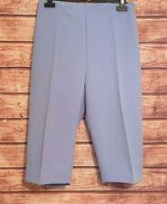 "LILAC Capri Trousers BNWT Size 14 Cropped Elasticated Waist 16"" Leg Women's"