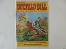 Bastei - Hansrudi Wäscher - Buffalo Bill - Nr. 486 - Zustand: 1-2