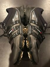 Adidas Powerband 3.0 S Golf Soft Cleat Golf Shoes Size 8 Black Men Traxion