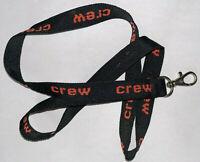 Crew Schlüsselband Lanyard NEU (E34)