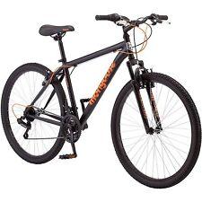 """27.5"""" Mongoose Mens Mountain Bike Front Suspension 21 Speeds Shimano"""