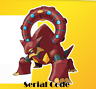 Pokemon Serial code - Volcanion Sword & Shield Region free