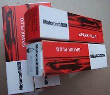 CAPRI CORTINA ESCORT MINI MOTORCRAFT SPARK PLUGS SET OF 4 x AG22 POWERTIP +