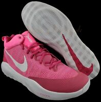 Nike Zoom Rev EP Kay Yow Breast Cancer Mens 17 Basketball Shoes 902589-616 NEW