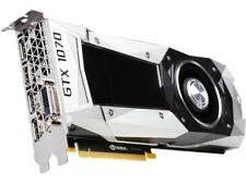 PNY NVIDIA GeForce GTX 1070 8GB Founders Edition VCGGTX10708PB-CG (4501)