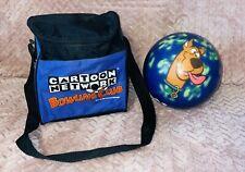 Cartoon Network Kids Bowling Ball Club Scooby Doo Viz-A-Ball Brunswick 6lb 14 Oz