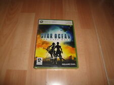 Pal version Microsoft Xbox 360 Star Ocean the Last Hope (3 discos)