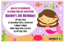 Mermaid Birthday Party & Special Occasion Supplies