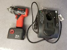 SNAP ON 1/2 IN IMPACT BATTERY GUN, 14.4V, LIGHTWEIGHT POWERFUL WRENCH, CTU4450