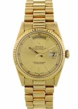 Rolex Oyster Perpetual Day-Date President 18238 Mens Watch