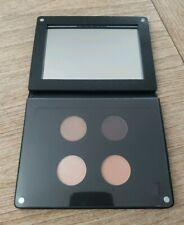 Ittse Magnetic Build Your Own Palette The Fulton Eyeshadow Quad NIB $60 GOLD