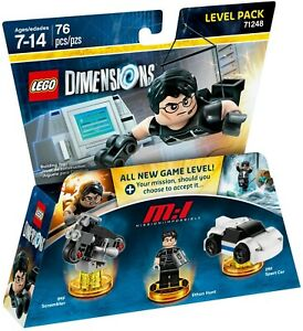 LEGO Dimensions 71248 Mission Impossible Level Pack - New (Free Shipping)