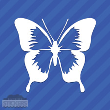 Classic Butterfly Vinyl Decal Sticker