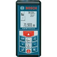 Bosch GLM80 Laser Distance and Angle Measurer rofessional Measurer 80M Laser