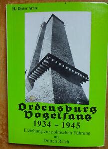 ORDENSBURG Vogelsang 1934 1945 politische Führunhg im Dritten Reich ELITE ZUCHT