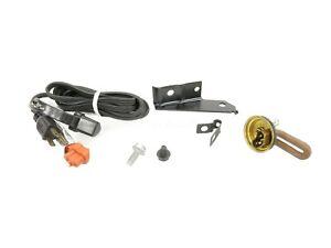 NEW OEM GM Engine Block Heater Kit 12371293 Chevy GMC Olds 4.3 5.0 5.7 1990-2005