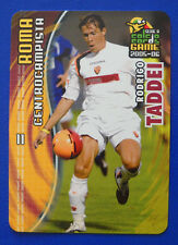 PANINI CALCIO CARDS GAME 2005-06 - N.157 - RODRIGO TADDEI - ROMA - new