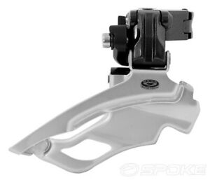 New Shimano Deore FD-M591 Front Derailleur 31.8mm Clamp Band 3x9 Speed