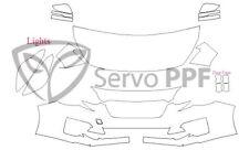 17+ Subaru Impreza 2.0 Genuine Suntek PPF-U Clear Bra Film Glossy