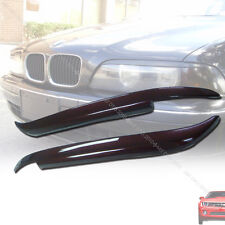 PAINTED For BMW 5-SERIES E39 SEDAN FRONT EYELID EYEBROW EYELIDS COVER 2003