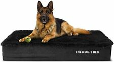 New listing The Dog's Bed Orthopedic Dog Bed, Premium Memory Foam S-Xxxl Free Shipping