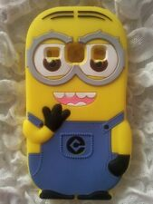UK-SILICONE CASE DES for SAMSUNG GALAXY FAME S6810