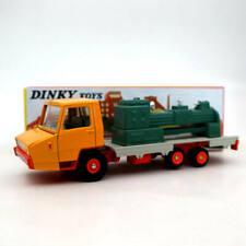 Atlas Dinky toys 569P Truck Berliet Stradair Plateau Surbaisse Machine Outil