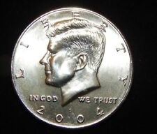 2004 D  Kennedy Half Dollar BU Uncirculated  Flat fee ship