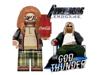 NEW MARVEL AVENGERS FAT THOR MINI BUILDING BLOCK USA SELLER