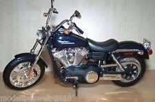 Maisto - Harley Davidson 2006 FXDBI Dyna Street Bob - 1:12