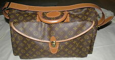 Louis Vuitton French Company Carry On Duffle Bag Never Used Cond With Store Tag