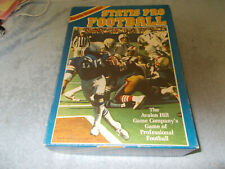 Avalon hill Sports Illustrated Statis Pro Football with 1983 season. Complete