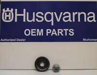 Genuine OEM  Husqvarna Nut & Washer 503856301 & 537285601 for Trimmer Blades