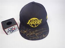 Los Angeles Lakers' KOBE Bryant 2010 Championship autographed cap