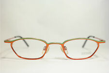 Carl Zeiss FMG F 27 Mod. 153023 41[]19 125 Rot Grün oval Brillengestell NEU