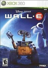 WALL-E - Microsoft Xbox 360 Disney Pixar 2008 Sealed New