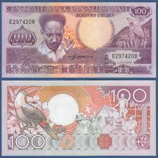 Suriname/Suriname 100 fiorini 1986 UNC p.133 a