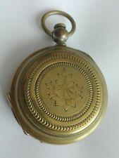 Antique Big Pocket Watch case.